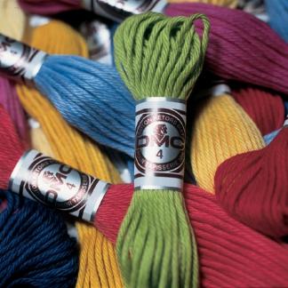 cotone lanato DMC