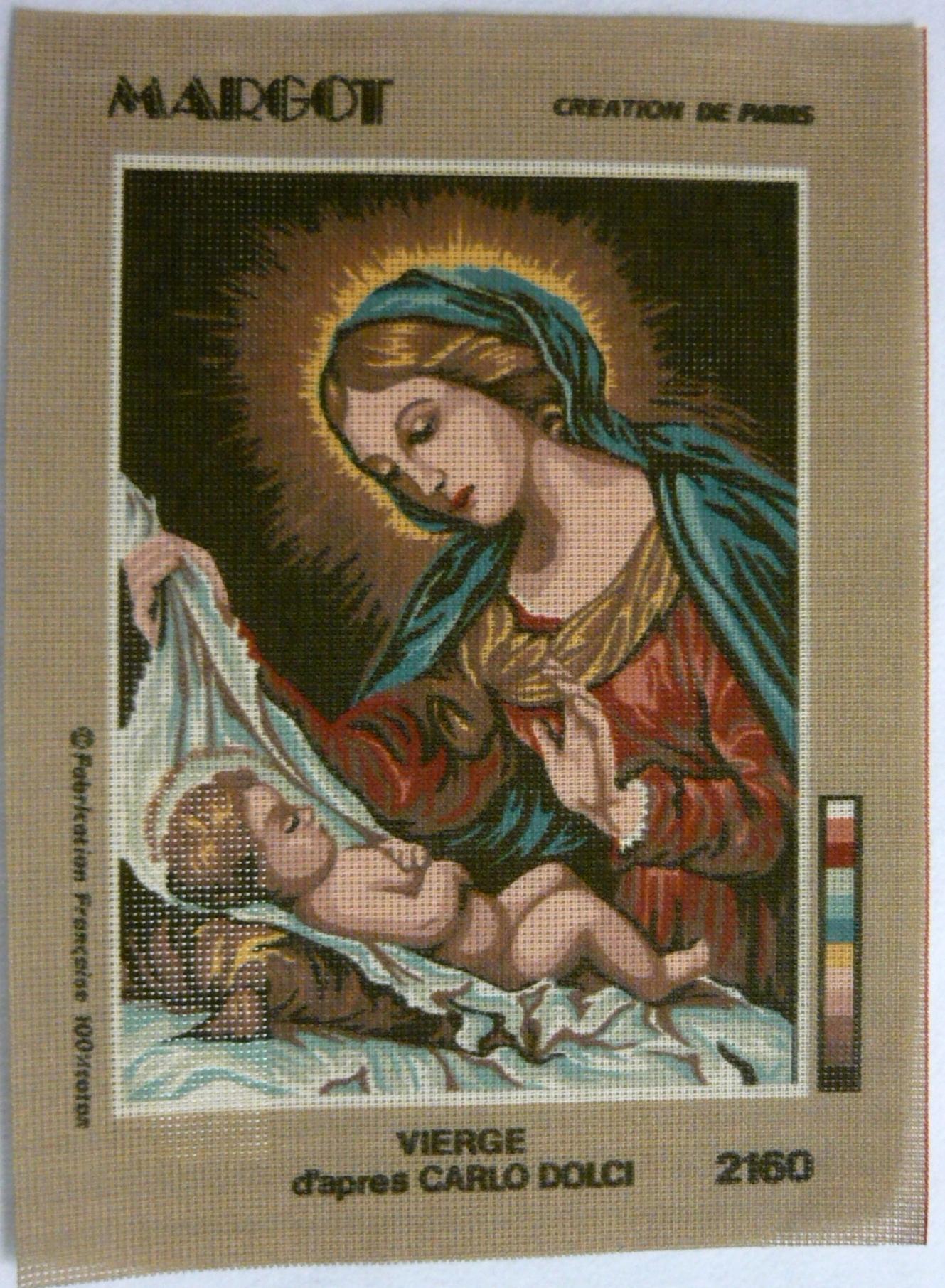 Vierge - Carlo Dolci