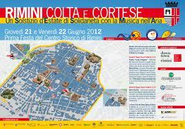 Rimini Centro Storico Presenta: Rimini Colta E Cortese