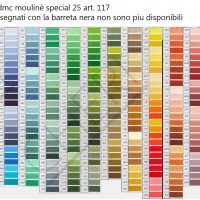 Colori Dmc Art 117 Cheri