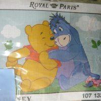 Canovaccio Disney Della Royal Paris (kit Completo)