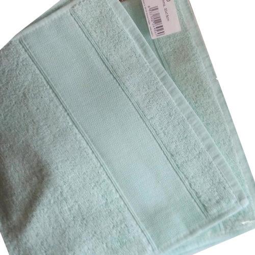 Ospite  cm 33 X 55  con fascia tela aida da ricamare