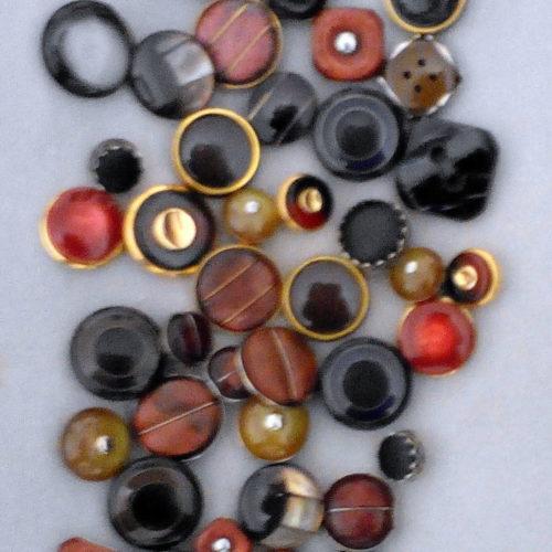 50 Bottoni Vintage Selezionati