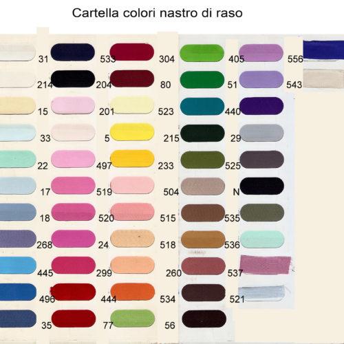 Nastro  Di Raso (100% Viscosa)