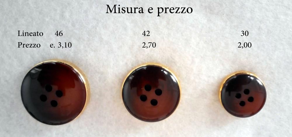 Bottone Vintage Ascoli v1001