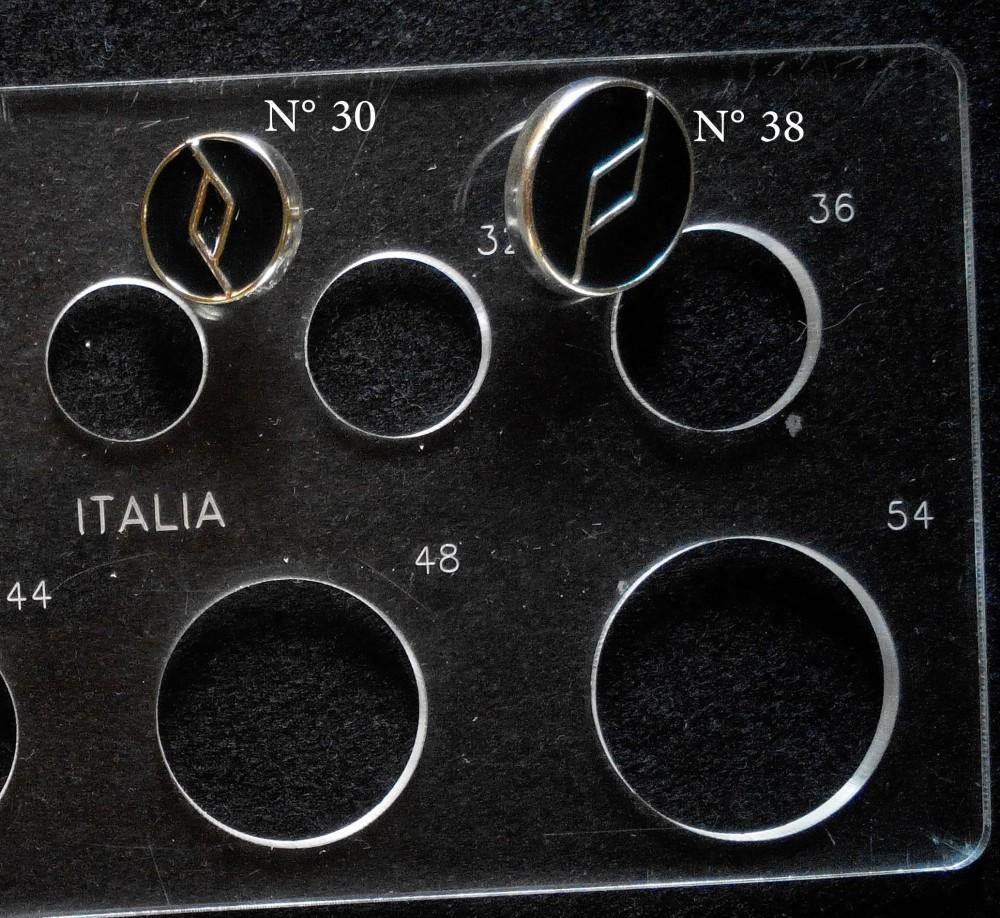 set bottoni vintage - l62 4