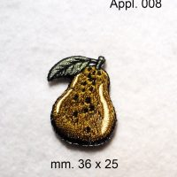 PERA VERDE (Applicazione Termo Adesiva )