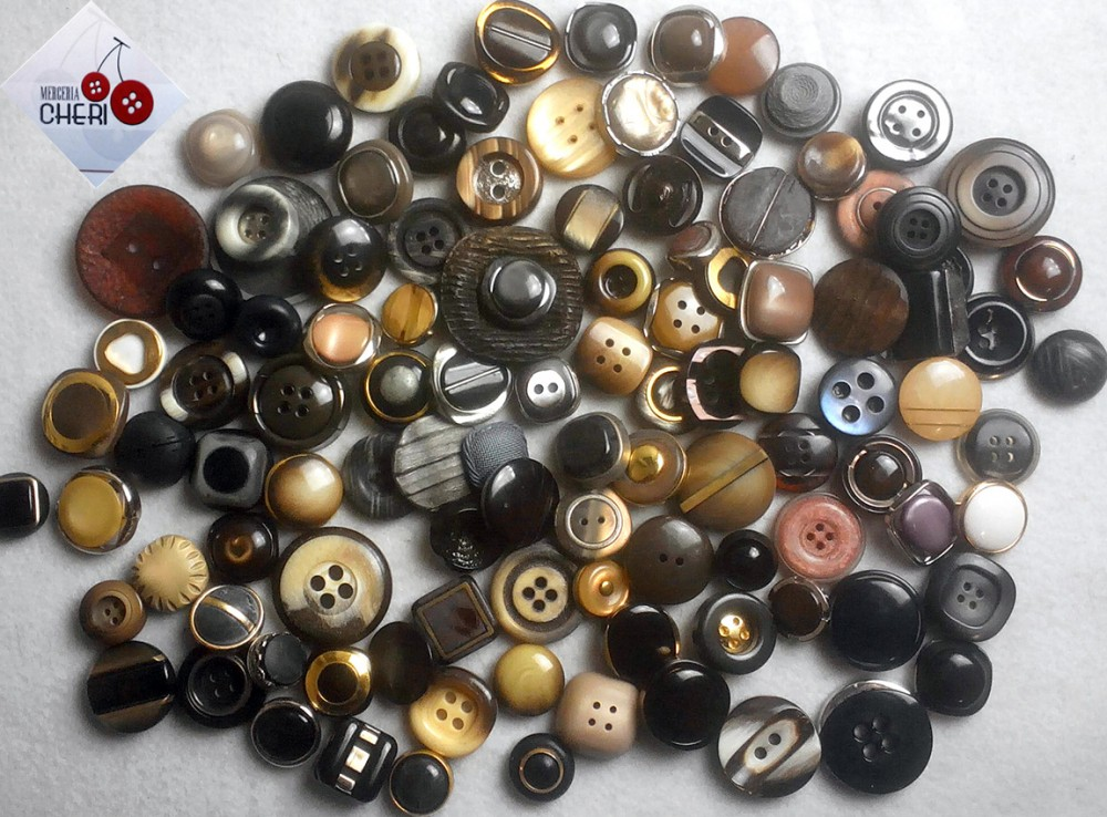 100 bottoni art l109