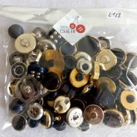 80 Bottoni Vintage Selezionati