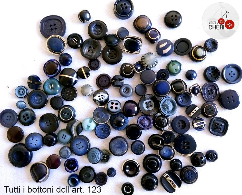 blu vintage l123-0