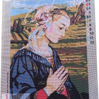Canovaccio Madonna Che Prega Cm 30×40
