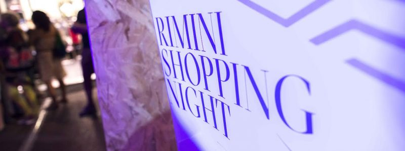 Rimini Shopping Night 2017