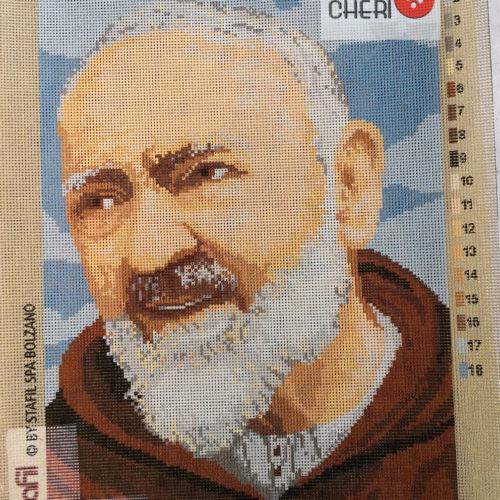 Canovaccio Cm 30×40 Padre Pio