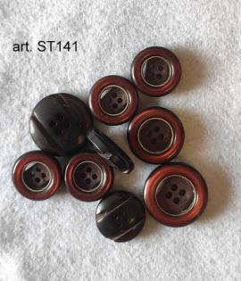 set 9 Bottoni vintage